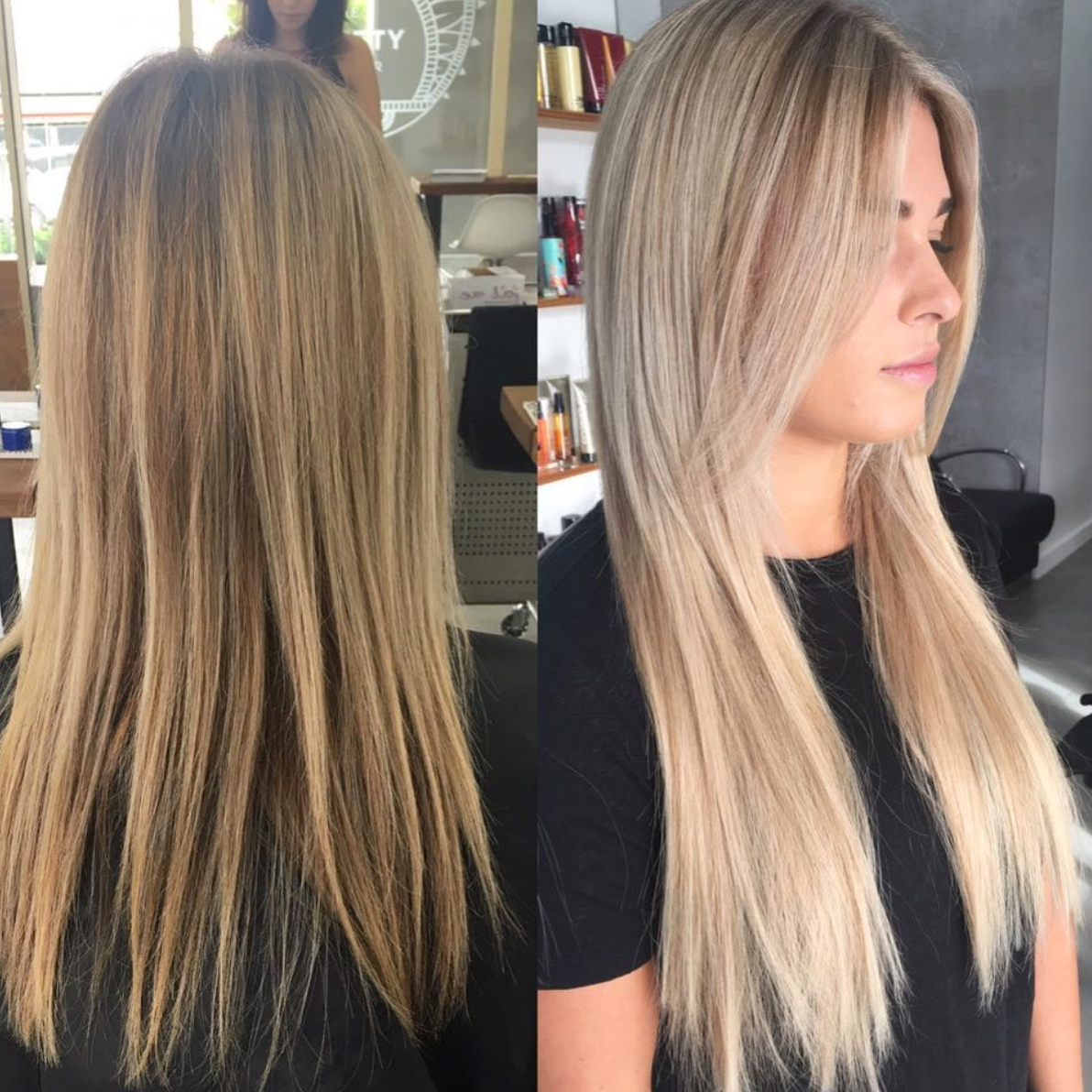 The Society For Hair Hair Extensions